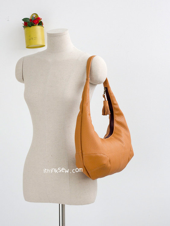 Picture of Selena Shoulder Bag PDF Pattern
