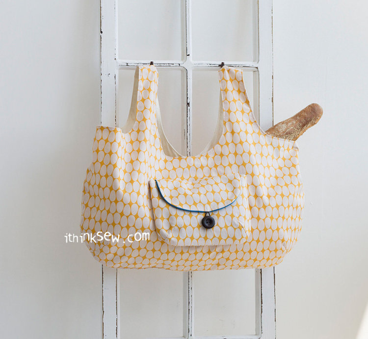 Picture of Freddie Bag PDF Pattern