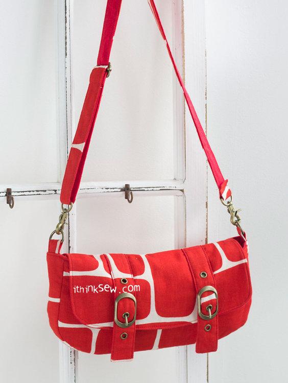 Picture of Susan Bag Bag PDF Pattern