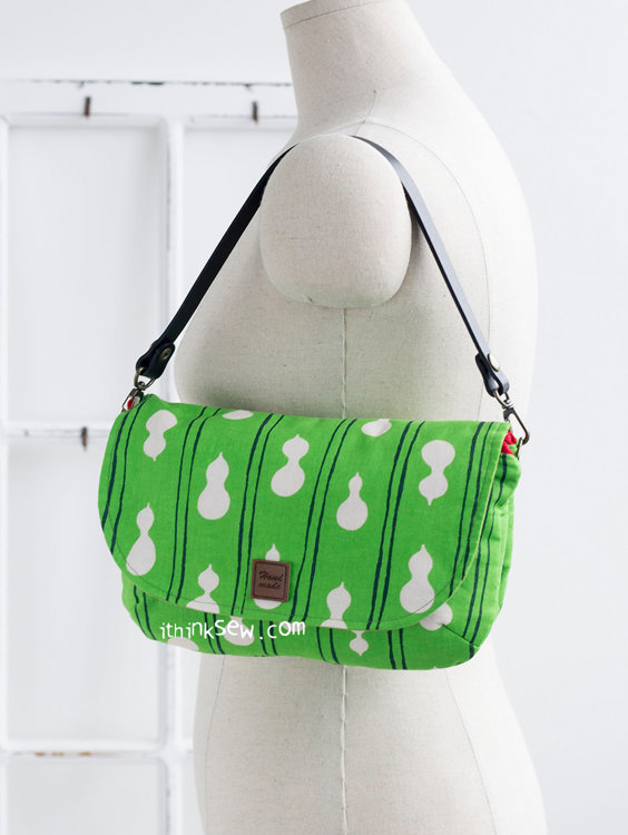 Picture of Joanne Bag PDF Pattern