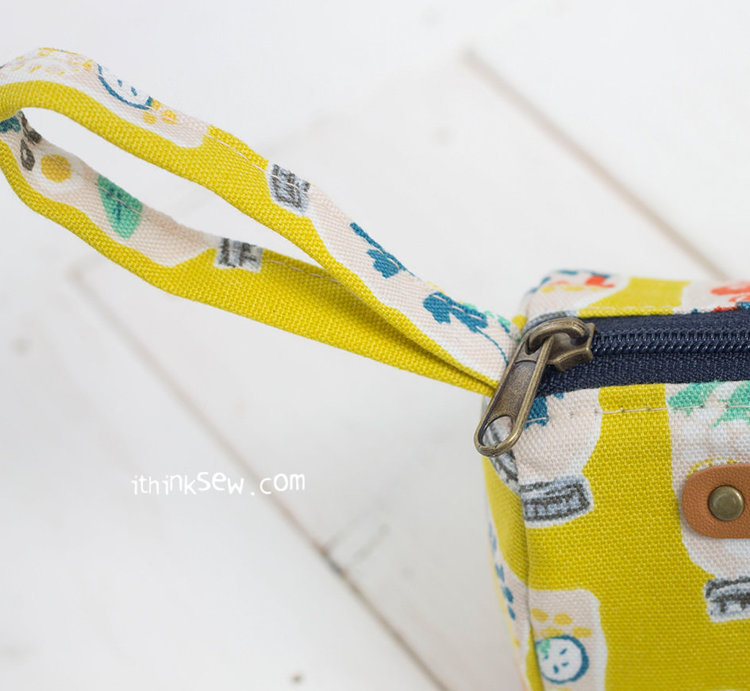 Picture of Mary Pouch PDF Pattern (2 Patterns)