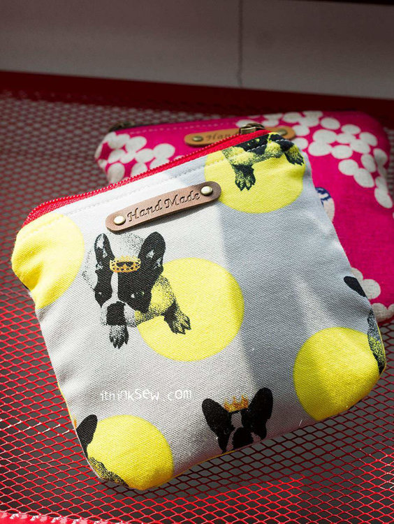 Picture of FREE - Marina Pouch PDF Pattern