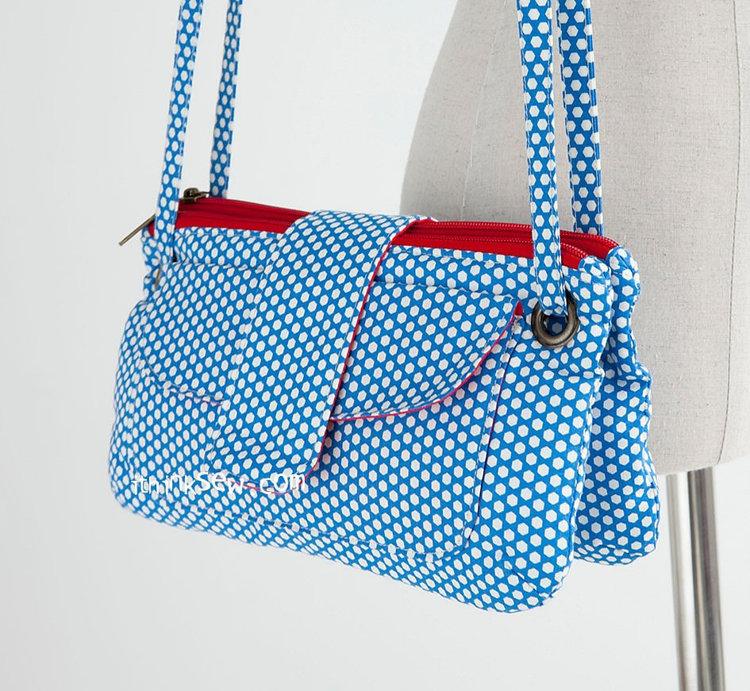 Picture of Kayla Bag PDF Pattern