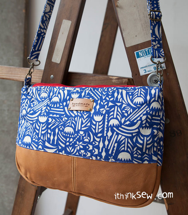 Picture of Camille Bag PDF Pattern