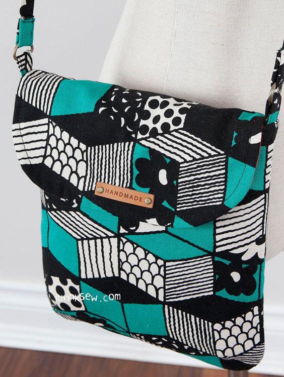 Picture of Sigourney Bag PDF Pattern