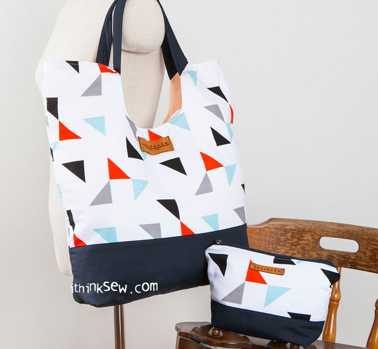 Picture of Nia Bag PDF Pattern (2 Patterns)