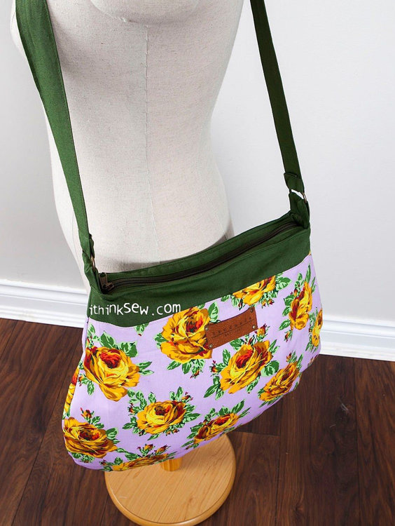 Picture of Elaine Bag PDF Pattern