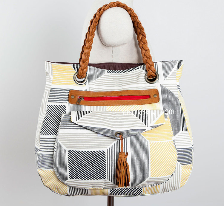 Picture of Irene Bag PDF Pattern