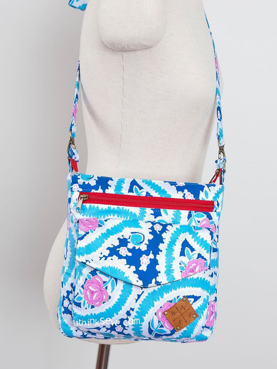 Picture of Meredith Bag PDF Pattern