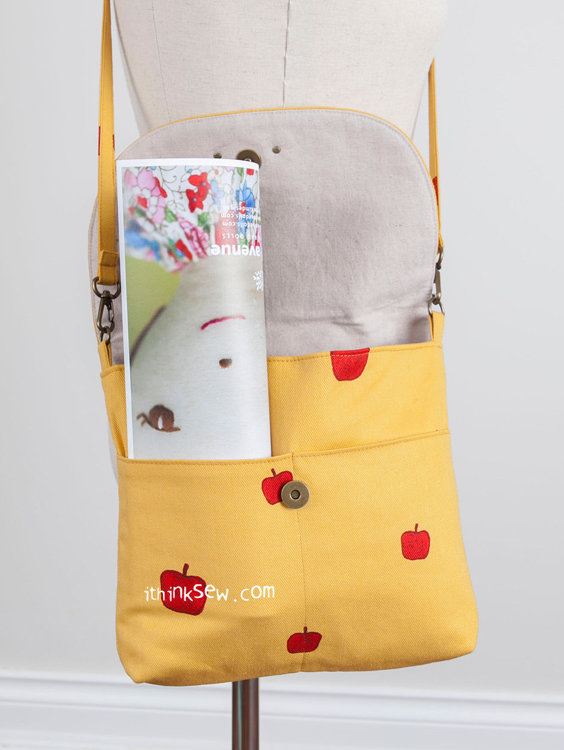 Picture of Danica Bags(2 Styles) PDF Pattern