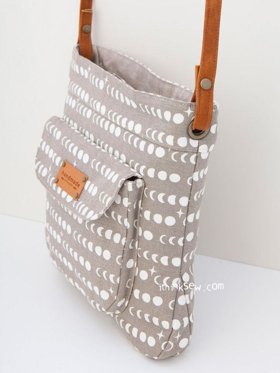 Picture of Jeannie Bag PDF Pattern