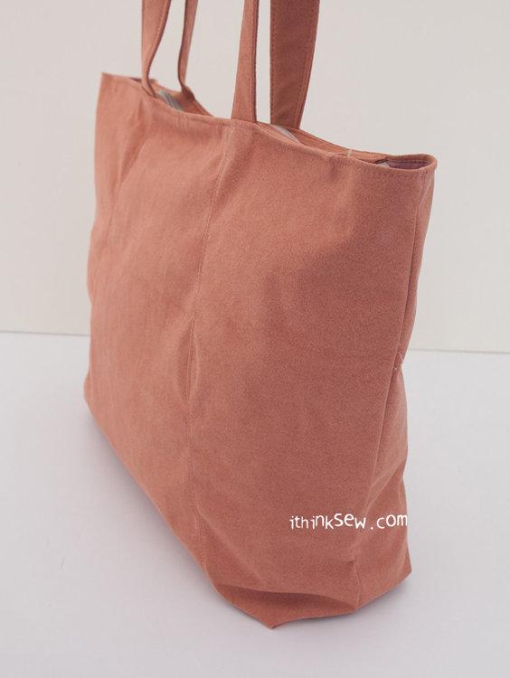 Picture of Keren Tote Bag PDF Pattern