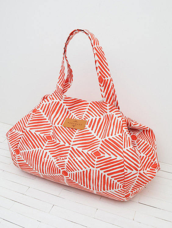 Picture of Betty Bag PDF Pattern