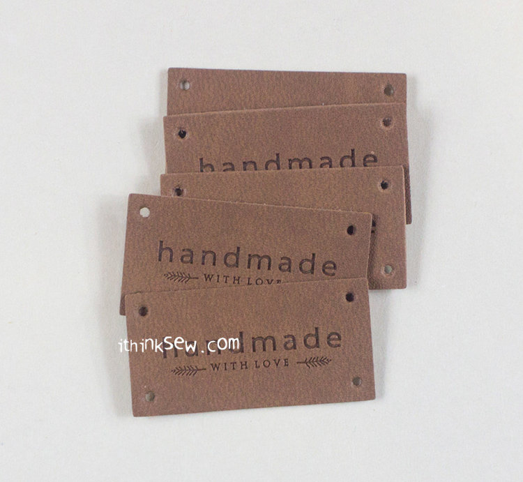 Picture of Five Kinds of PU Leather Tag - Free Shipping + 20% Off!
