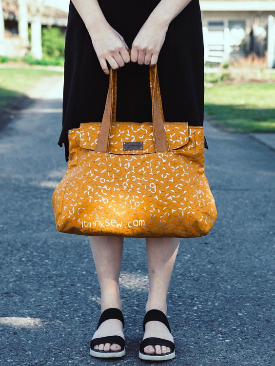 Picture of Dasheill Bag PDF Pattern
