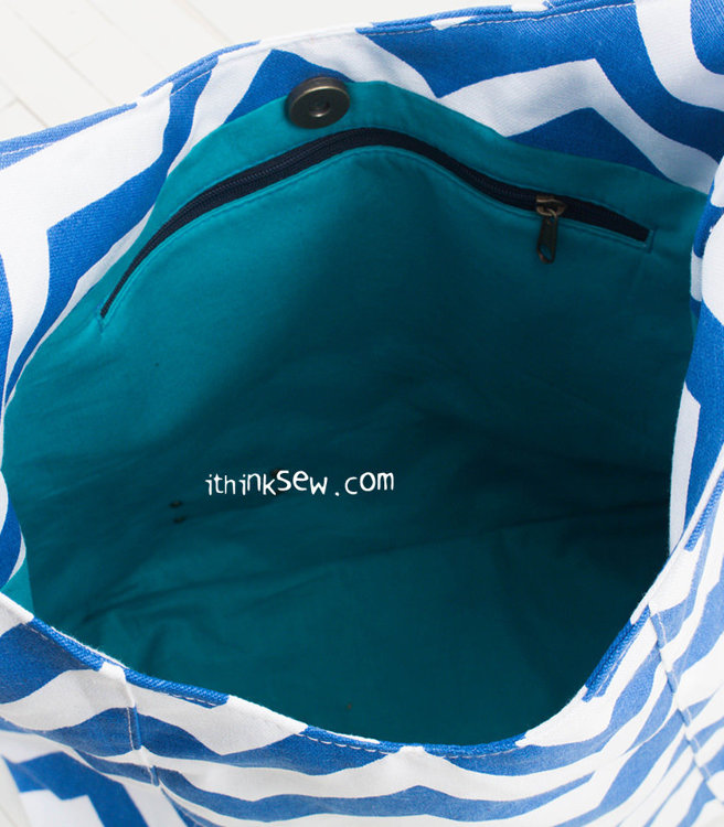 Picture of Denice Bag PDF Pattern