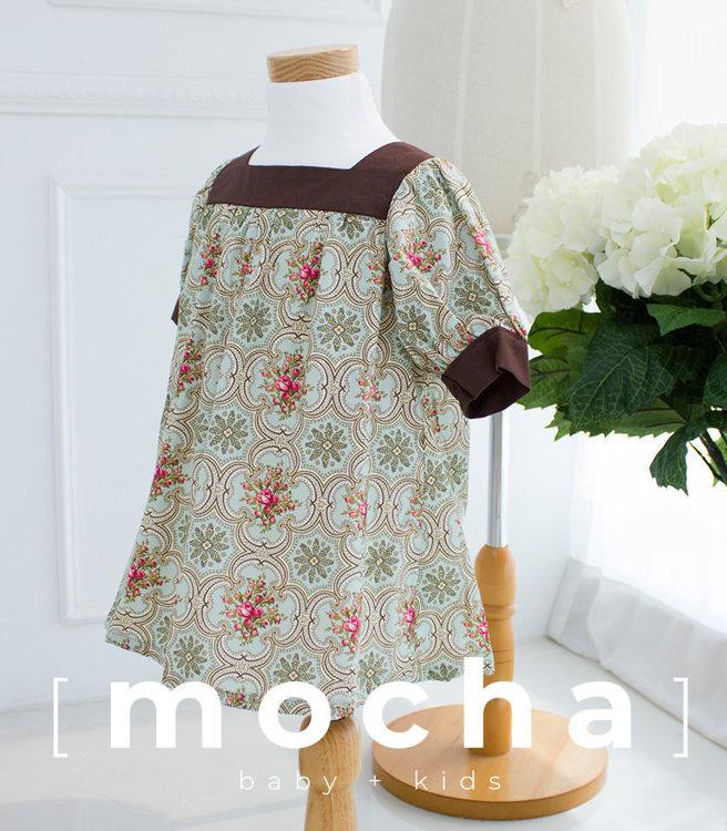 Picture of (6M-24M) Dorris Dress PDF Pattern