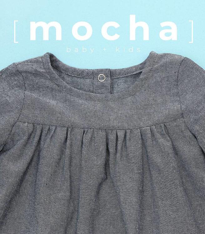 Picture of (3Y-10Y) Frances Dress for Kids PDF Pattern