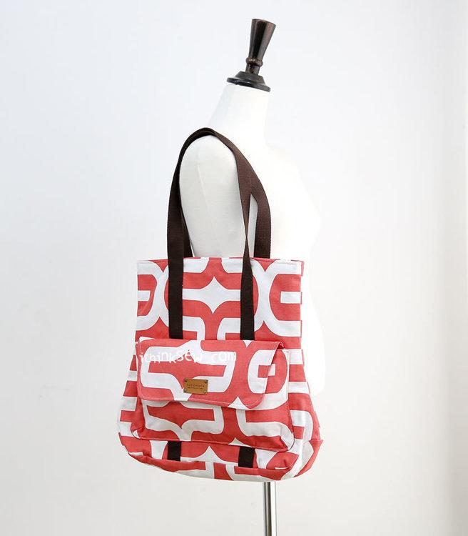 Picture of Kaya Bag (plus Clutch) PDF Pattern (#2554)