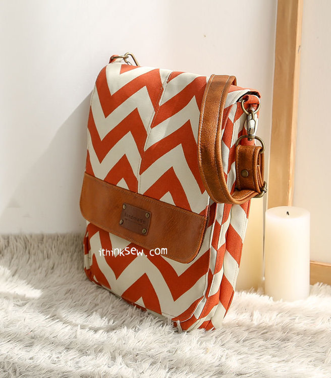 Picture of Fabio Travel Bag & Marika 2 Compartments Bag PDF Pattern Combo (#3305) - 10% Off!