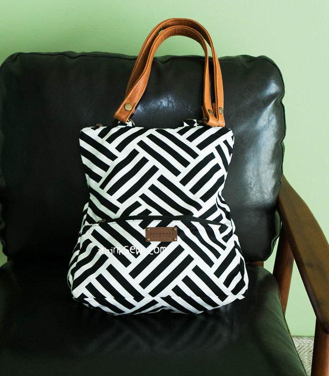 Picture of Lorana Bag PDF Pattern