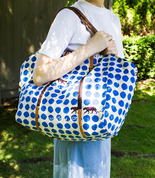 Picture of Avis Bags (2 Sizes) PDF Pattern
