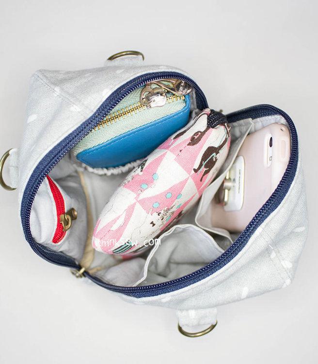 Picture of Gwen Mini Bag PDF Pattern
