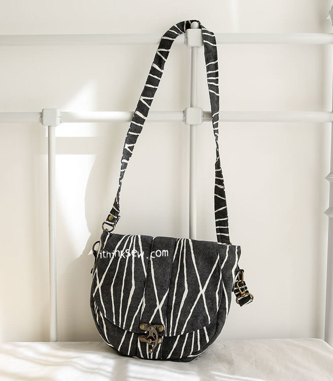 Picture of Sonia Cross Bag PDF Pattern
