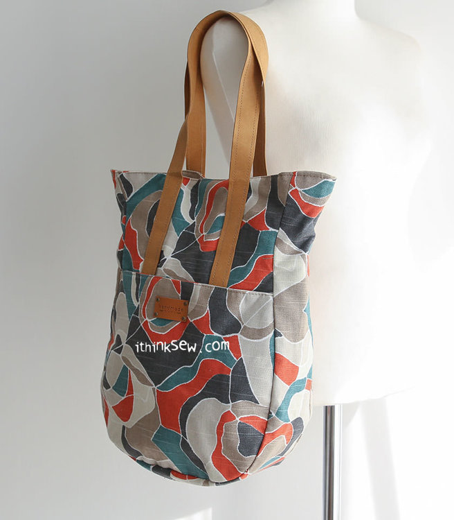 Picture of June Bag PDF Pattern