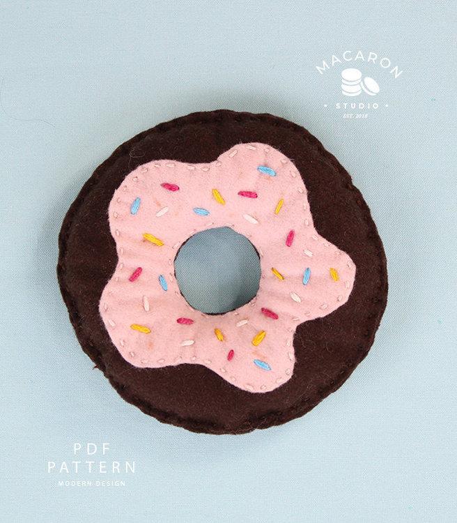 Picture of Free - Wallis Donuts PDF Pattern