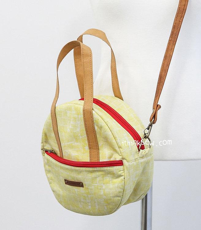 Picture of Hasa Cross Bag PDF Pattern
