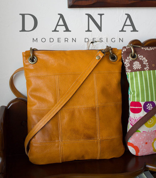 Picture of Daniella Cross Bag PDF Pattern
