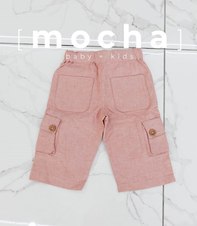 Picture of (1Y-5Y) Ranger Cargo Pants and Shorts PDF Pattern