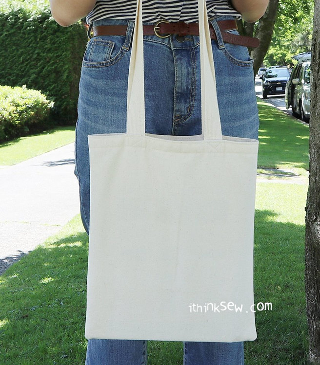 Picture of FREE - Darcie Eco Bag PDF Pattern