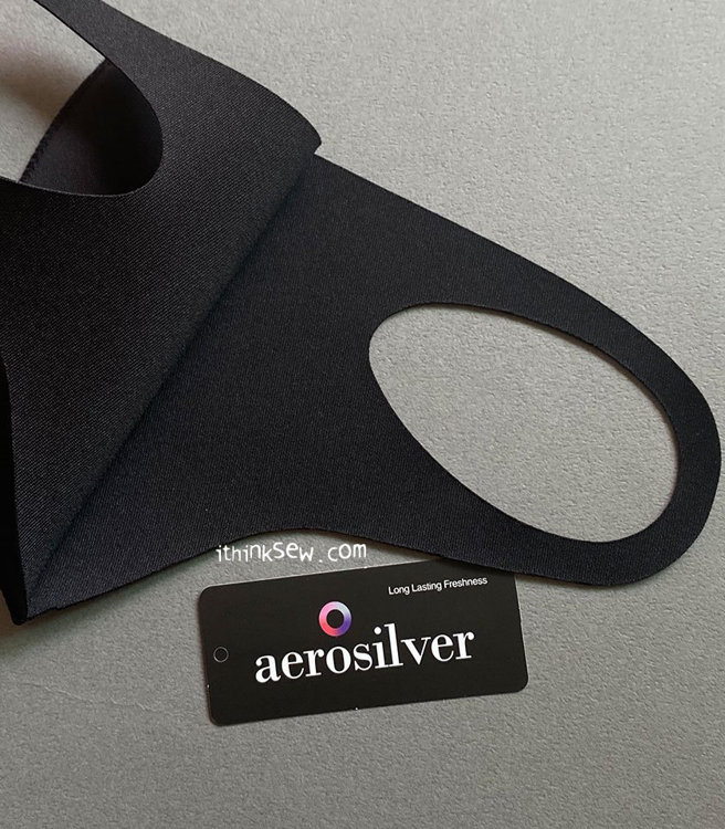 Picture of 10 Aero-silver Antibacterial Masks - 15% Off!