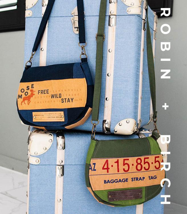 Picture of Ursa Cross Bag PDF Pattern
