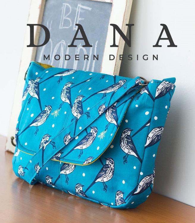 Picture of Mila Messenger Bag PDF Pattern