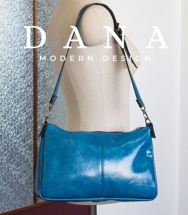 Picture of Barbara Zipper Bag PDF Pattern