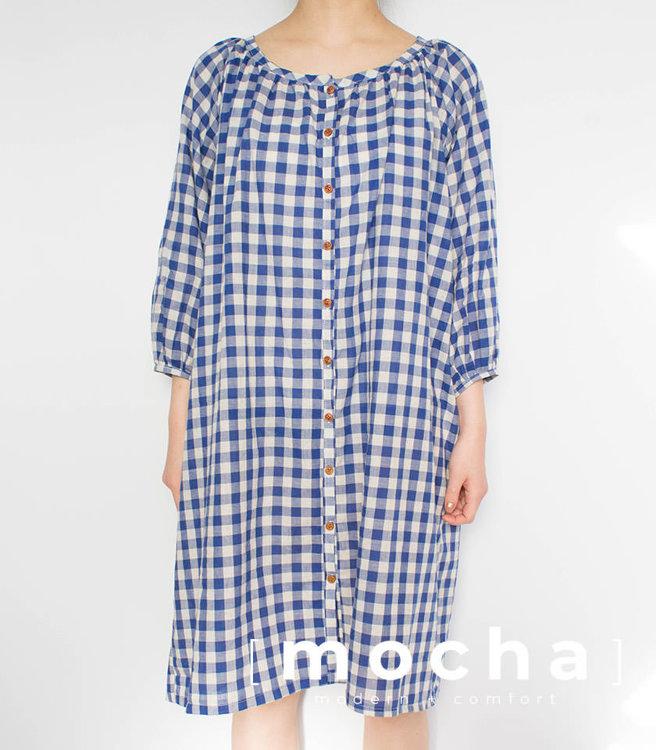 Picture of MOCHA Mack Raglan Tunic/Blouse Paper Pattern