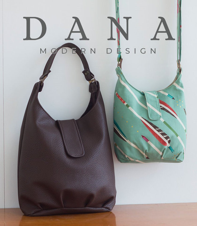 Picture of Sienna 2 Kinds Bag PDF Pattern