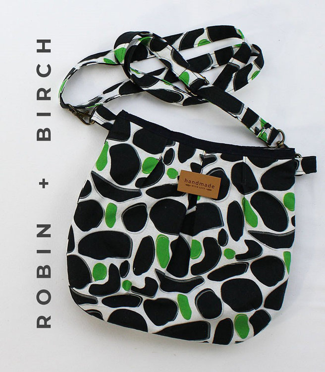 Picture of Gina Bag PDF Pattern with Video Tutorial