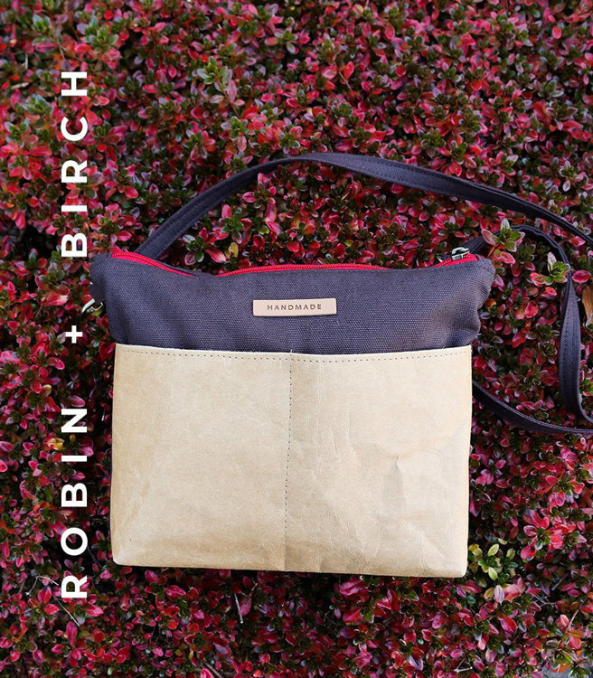 Picture of Danica Bag PDF Pattern with Video Tutorial