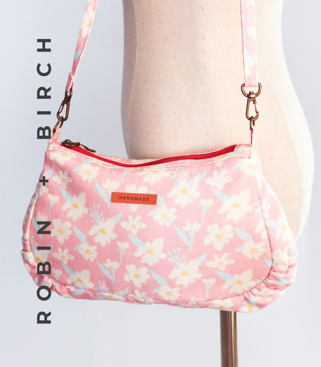 Picture of Jessa Bag PDF Pattern with Video Tutorial
