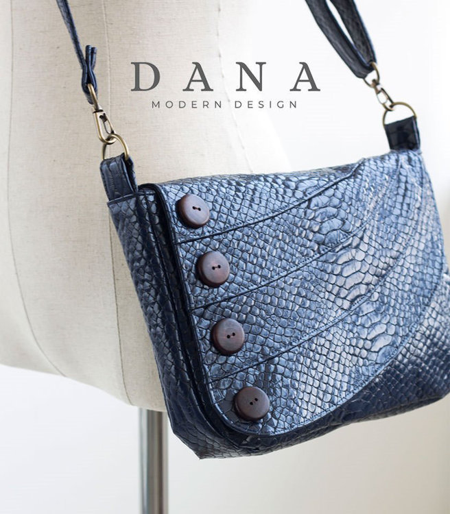 Picture of Lisa Clutch Bag PDF Pattern