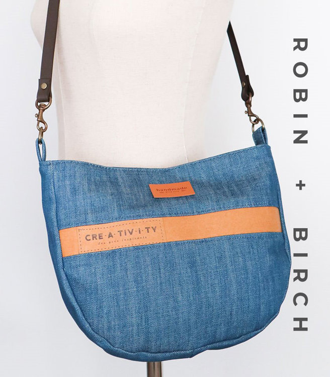 Picture of Zoey BAG PDF Pattern
