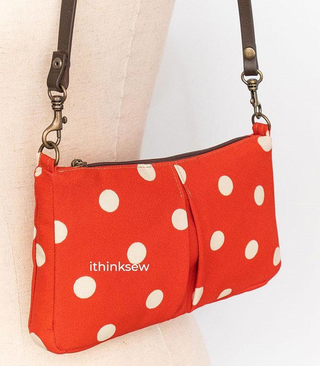 Picture of Tyne Cross Bag & Prudence Mini Bag PDF Pattern - 10% Off!