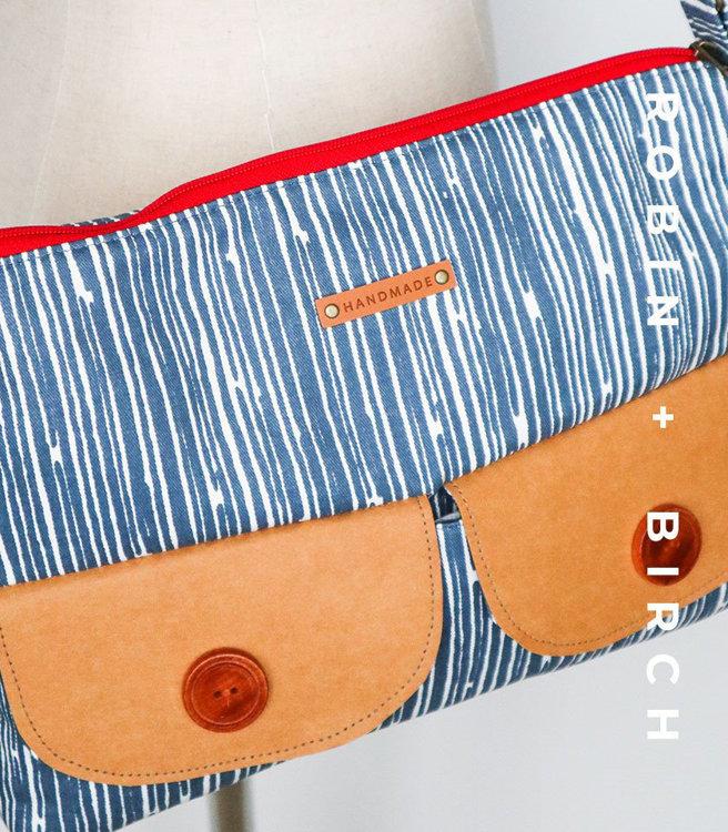 Picture of Sandra Bag PDF Pattern