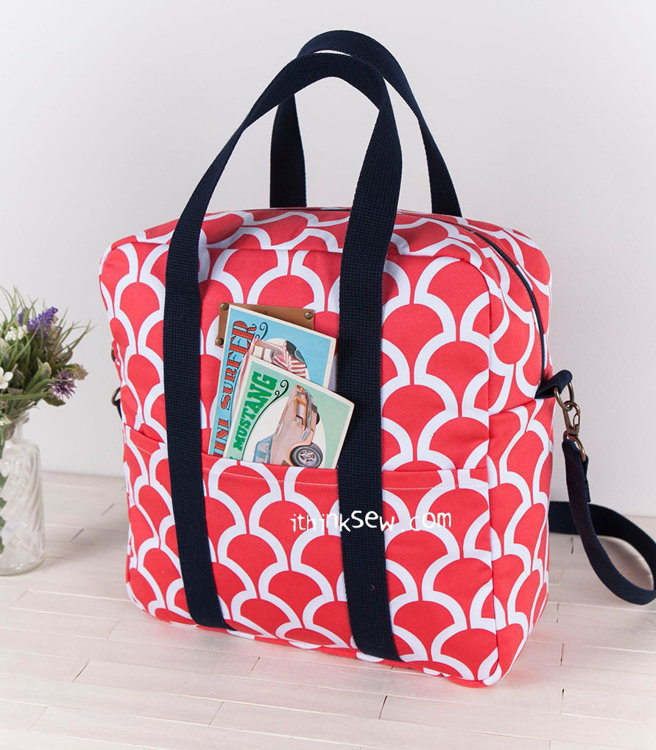 Picture of Esther Bag PDF Pattern