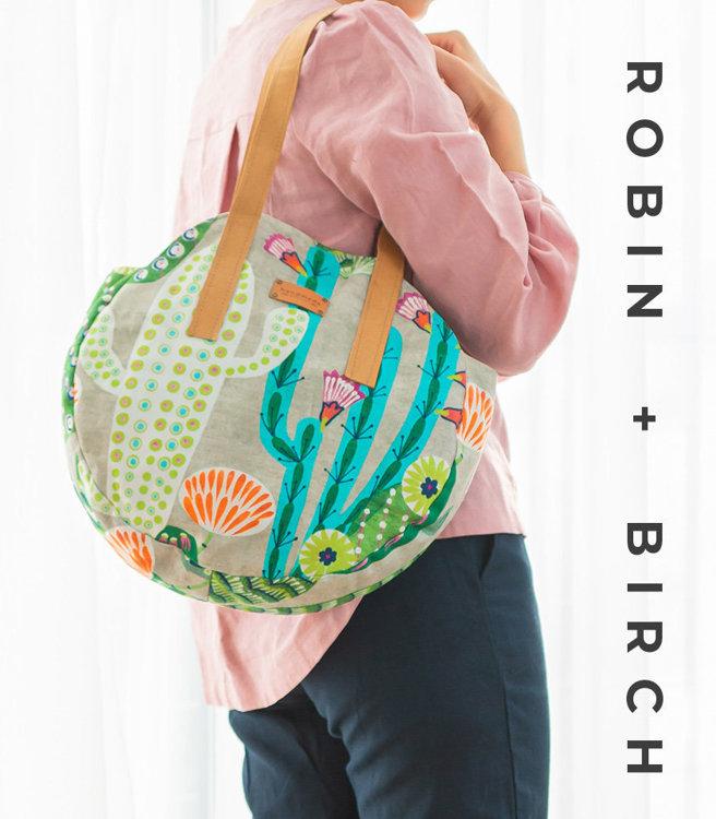 Picture of Ora Beach Bag PDF Pattern