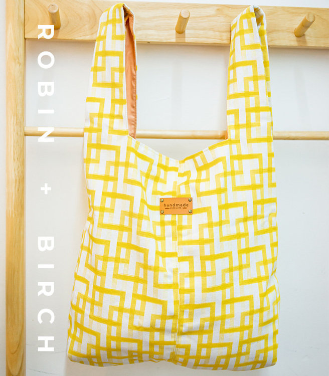 Picture of Drew Bags PDF Pattern (2 Sizes)